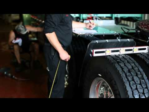 semi semi truck air bags problems