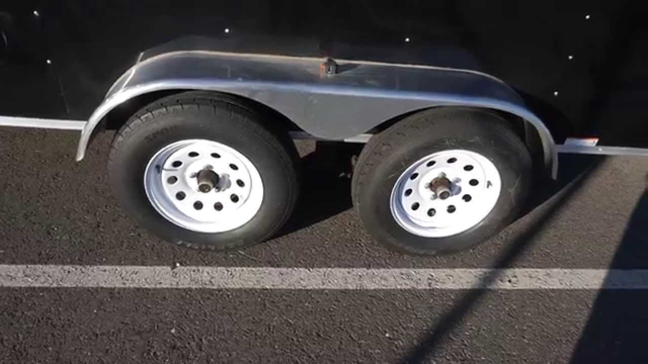 Towing: Important trailer tire tips