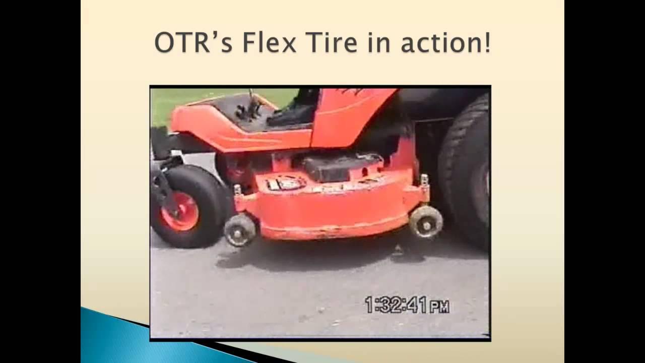 OTR Flex Semi Pneumatic Tires - June 2012