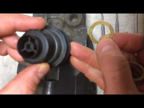 Mercedes Benz Truck WABCO Compressed Air Filter & Pressure Relief Valve Assembly