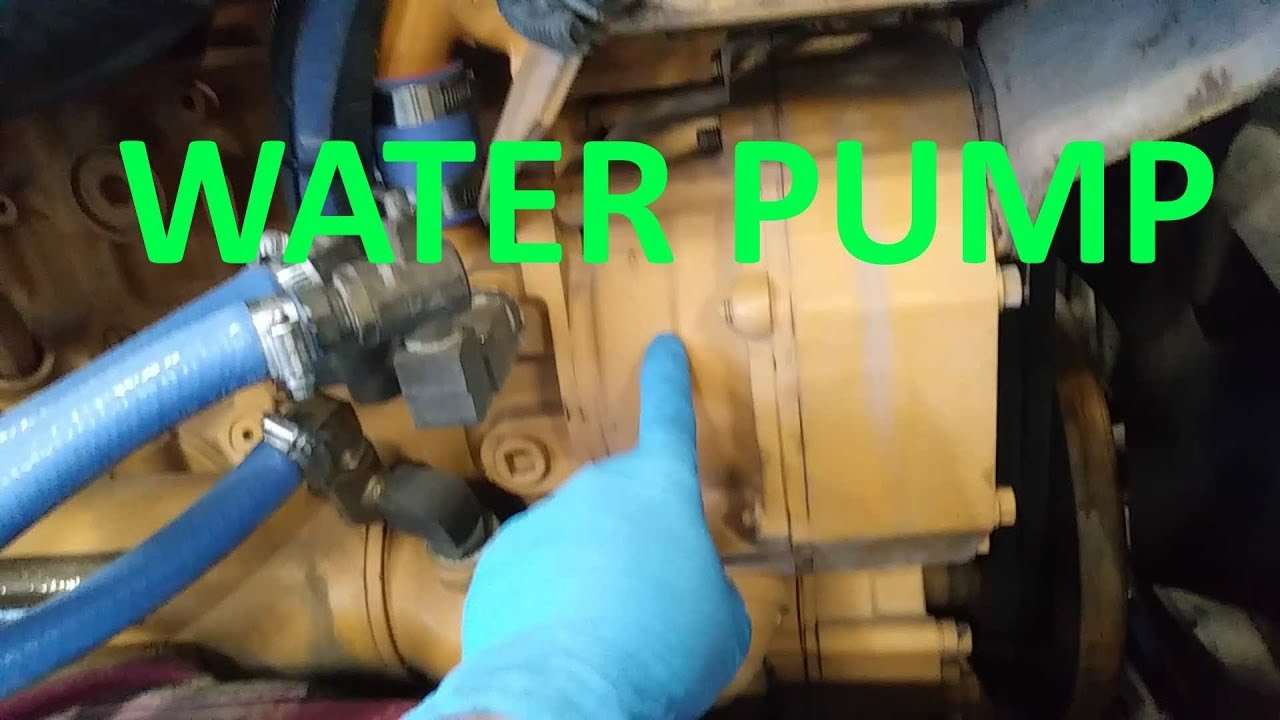 How Do You Test A Water Pump? Testing An Engine Water Pump.