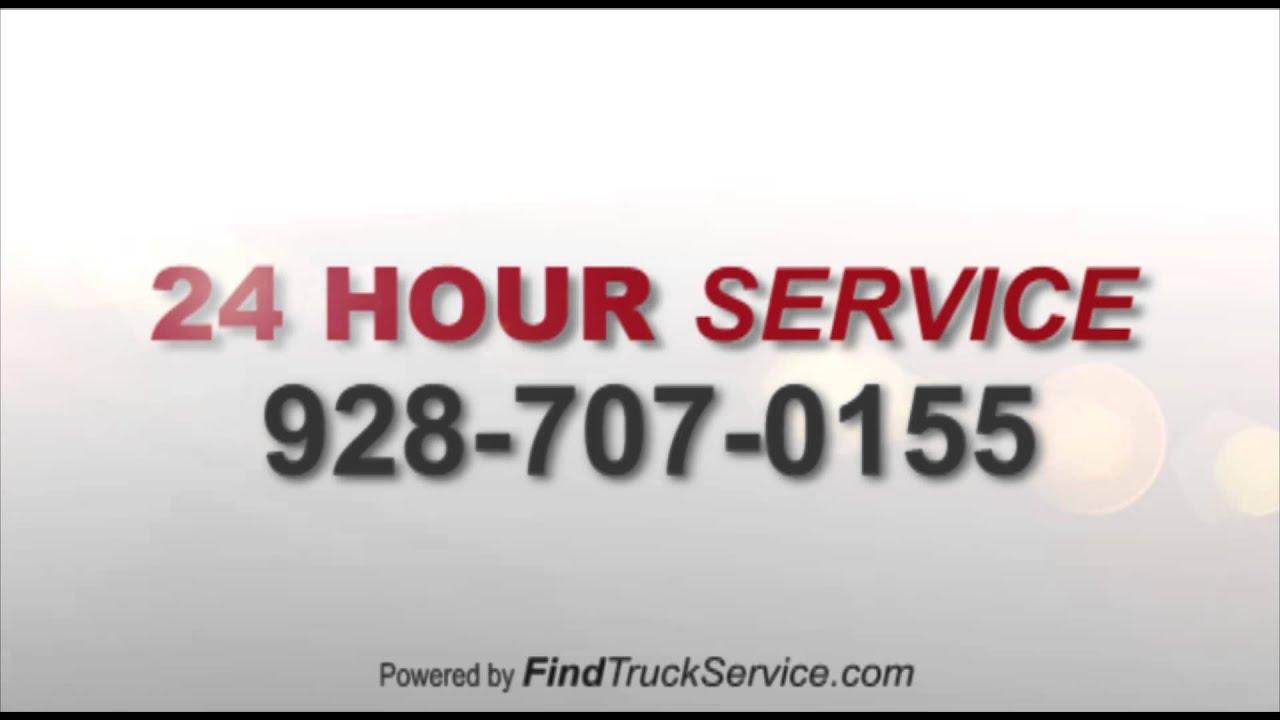 Arizona Fleet Service in Flagstaff, AZ   24 Hour Find Truck Service