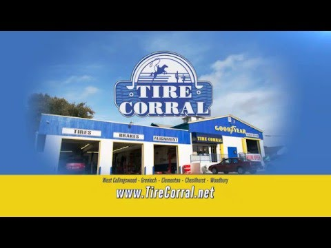 Tire Corral 2016 Commercial