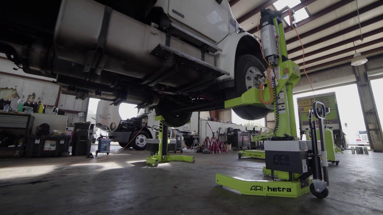 LRM Leasing & LRM Truck Repair New Shop!