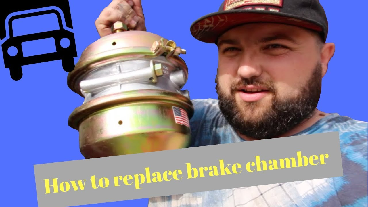 How to repair brake chamber