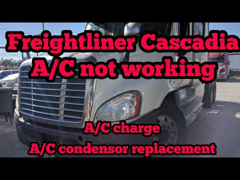 semi truck air compressor repair