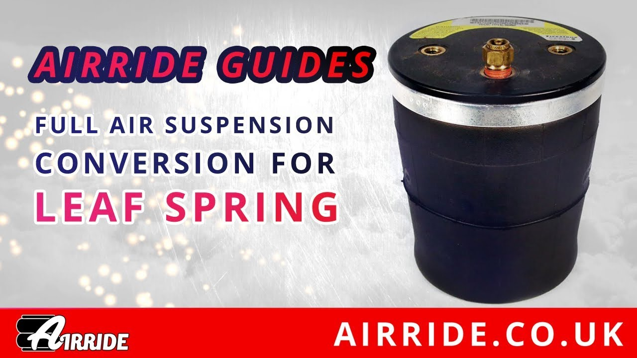 AirRide Guides | Leaf Spring Conversions