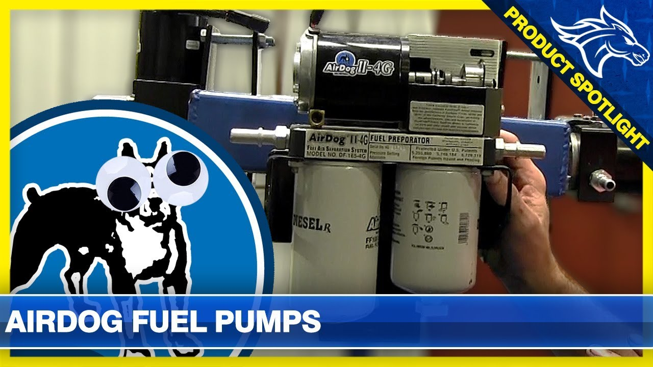 AirDog Fuel Systems (Overview) | Best Fuel Pump 4 My Truck?