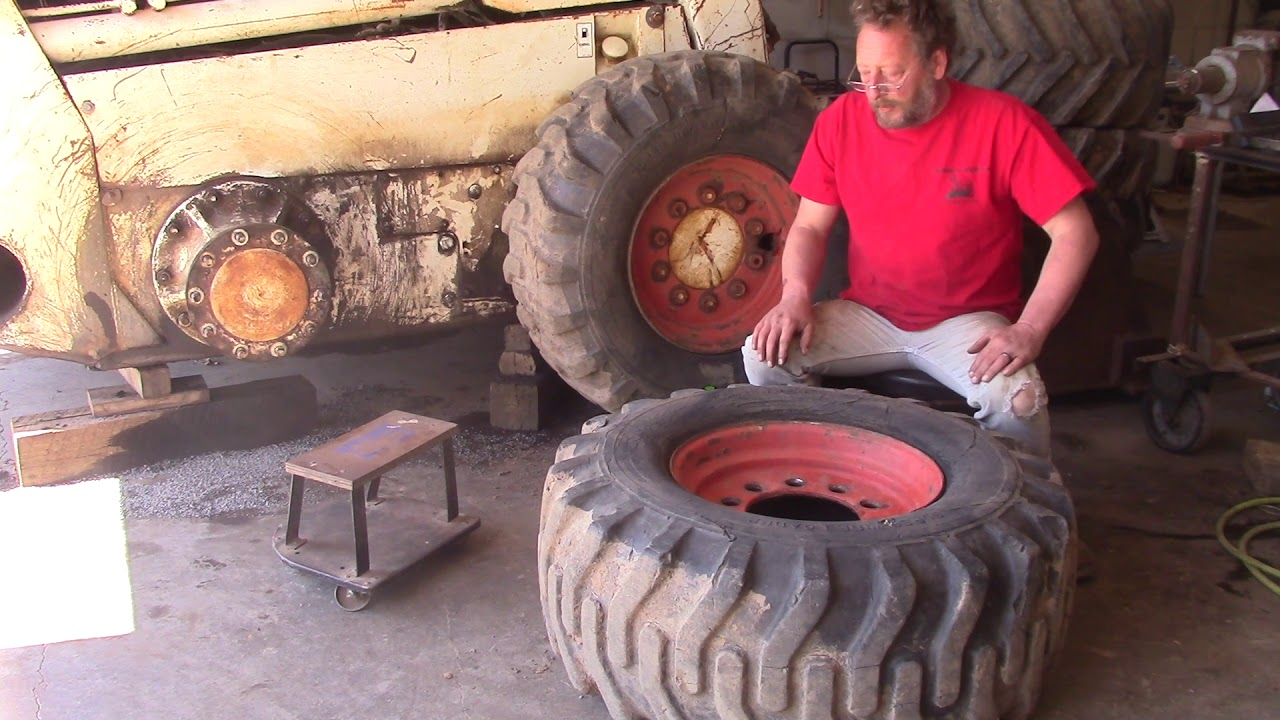 M970 BOBCAT AXLE REPAIR PART 2 by BSF Recovery Team