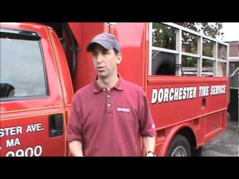 Commercial Truck Services Dorchester MA