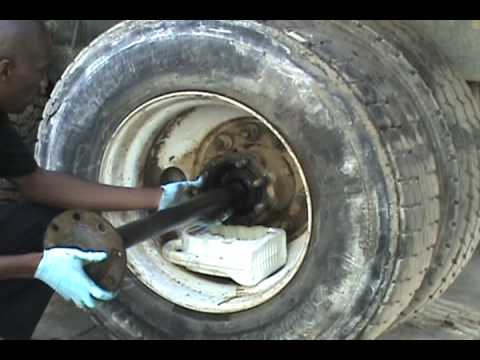 VOLUME II AXLE SEAL REPLACEMENT