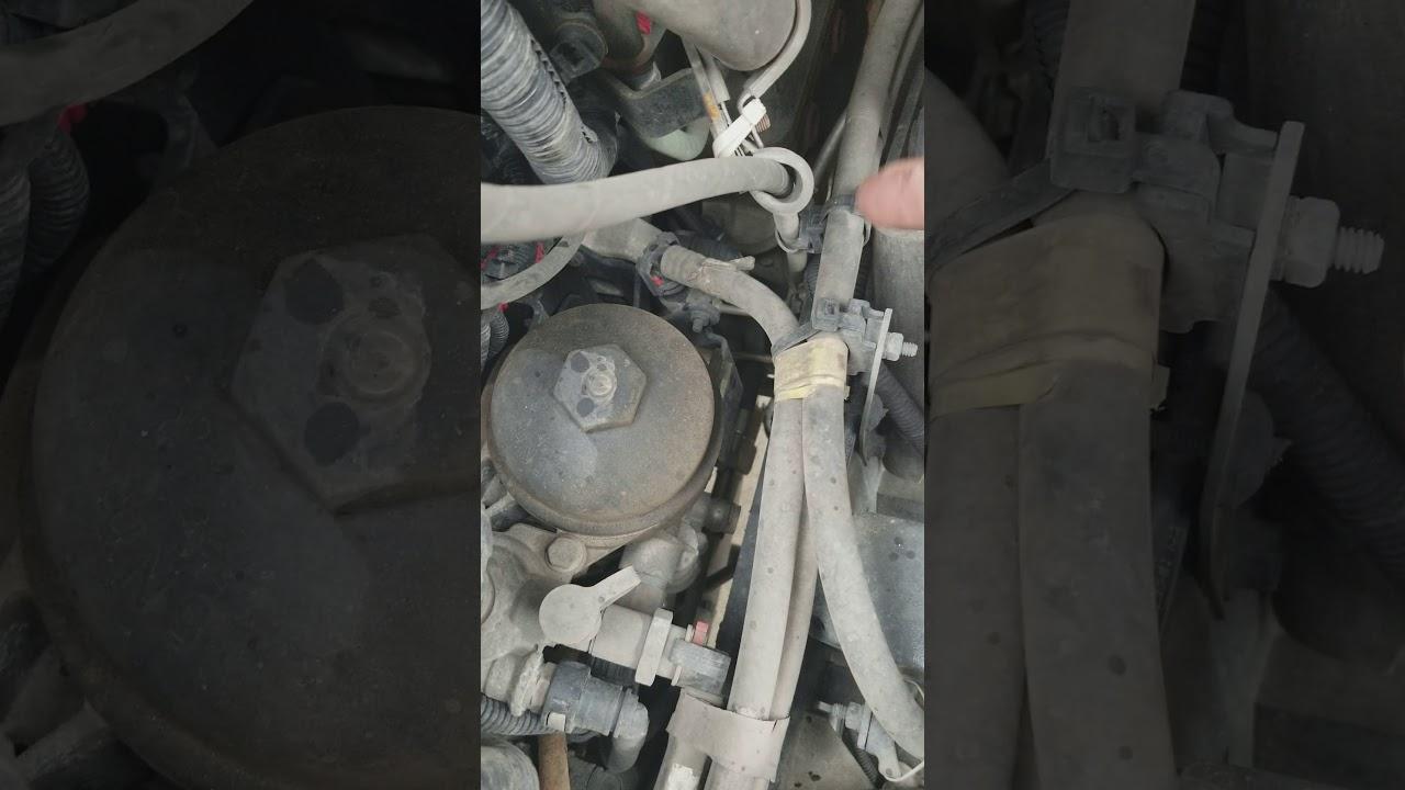 Semi Air Leak Repair Part II