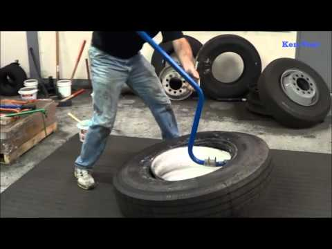 Ken-Tool Blue Cobra™ Demount Tool - Tips and Trouble shooting - 35440