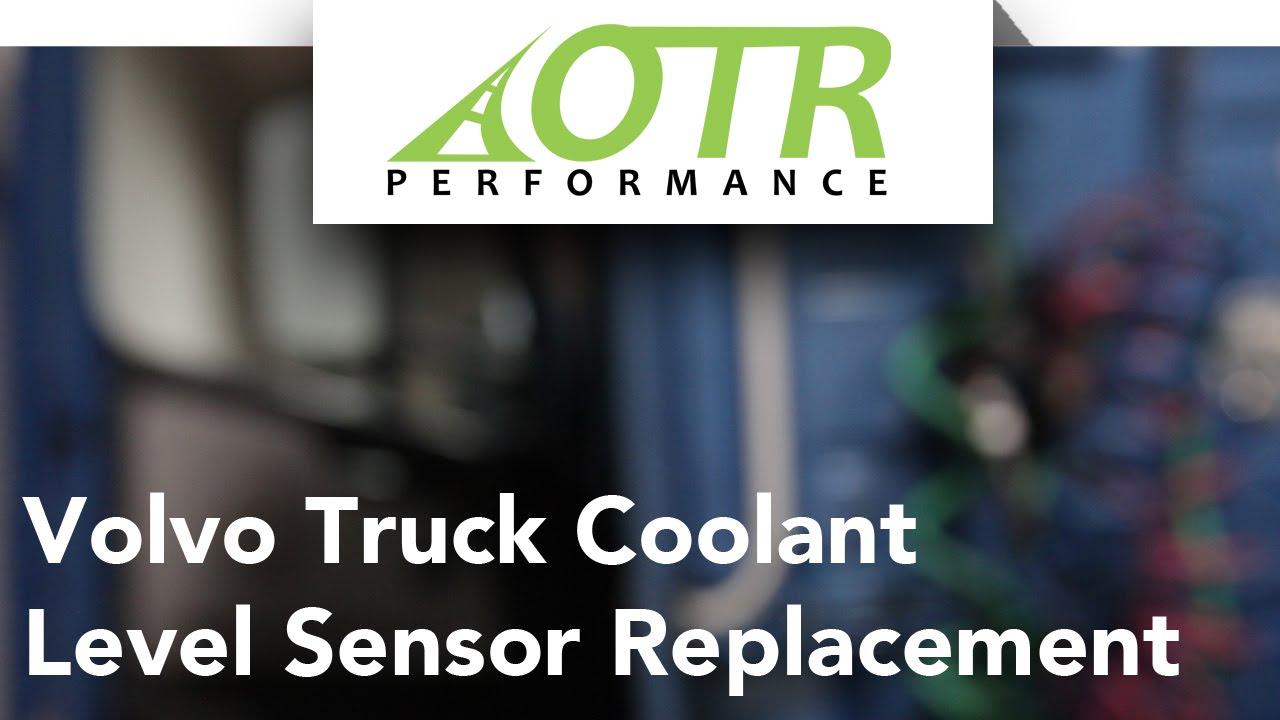Volvo Truck Coolant Level Sensor | How To | OTR Performance