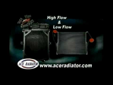 AceRadiator.com Truck Cooling System Commercial 2