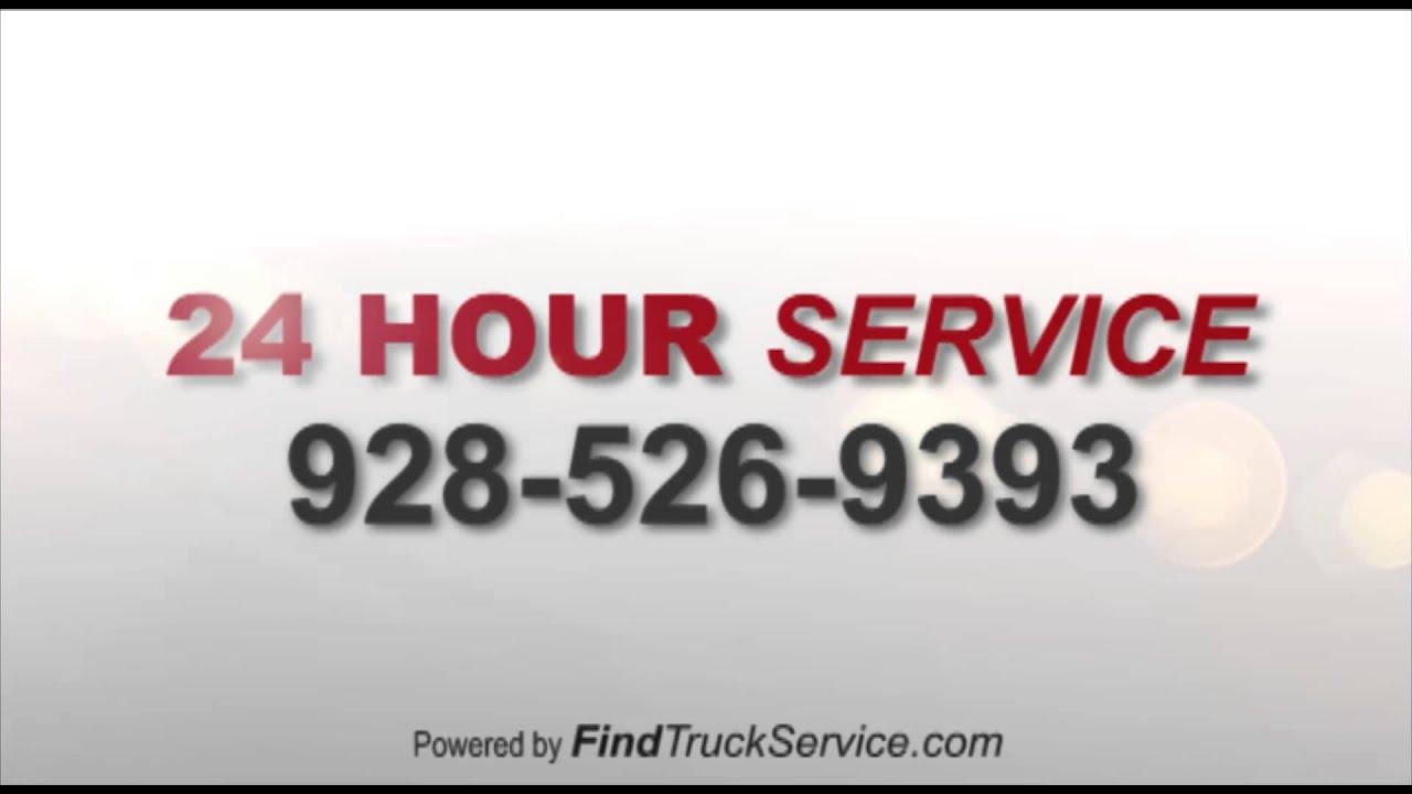 Johnson's Heavy Duty Towing in Flagstaff, AZ | 24 Hour Find Truck Service