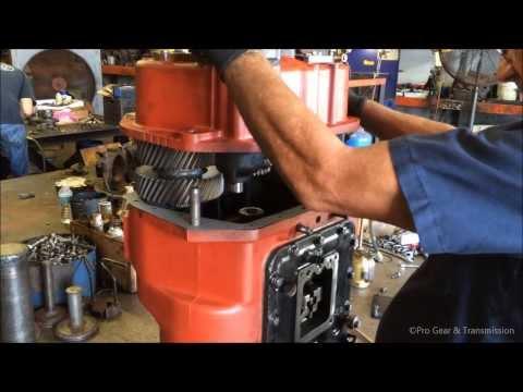 semi truck air line fitting repair