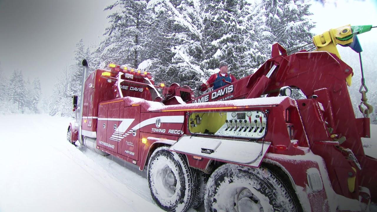 Heavy Truck Winch Repair