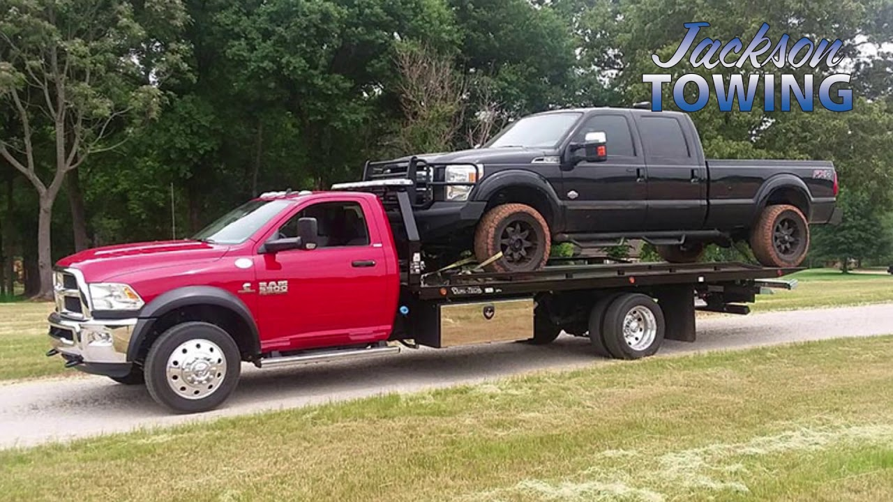 Jackson Towing & Auto Repair Service