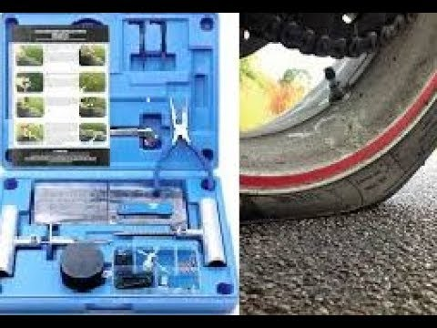 Maikehigh - Heavy Duty Puncture Repair kit Review.