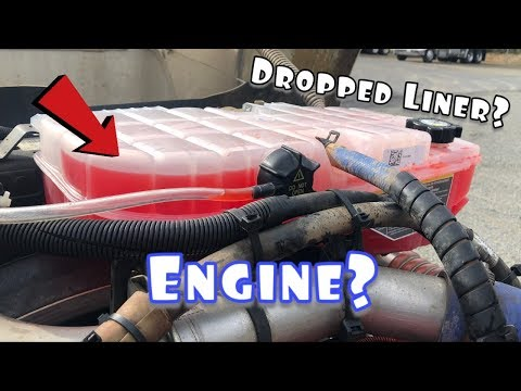 semi truck air dryer leak