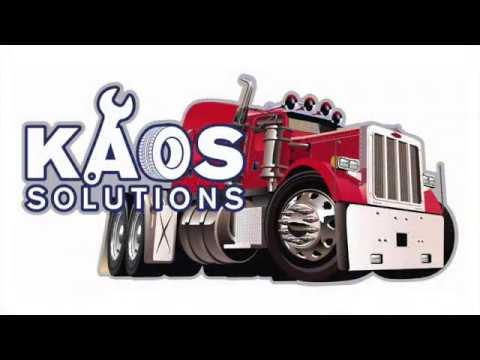 Mobile Diesel Repair in NV & UT ~ Kaos Solutions Mobile Truck Repair ~ 24/7 Diesel Repair