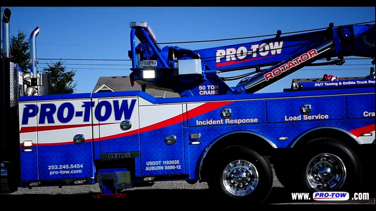 Pro Tow Heavy Duty Towing
