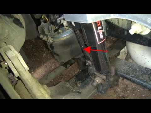 semi truck axle repair