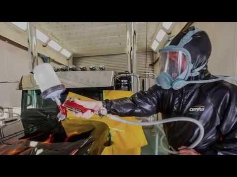 Take a Tour of our Saskatoon Heavy Truck Collision Center