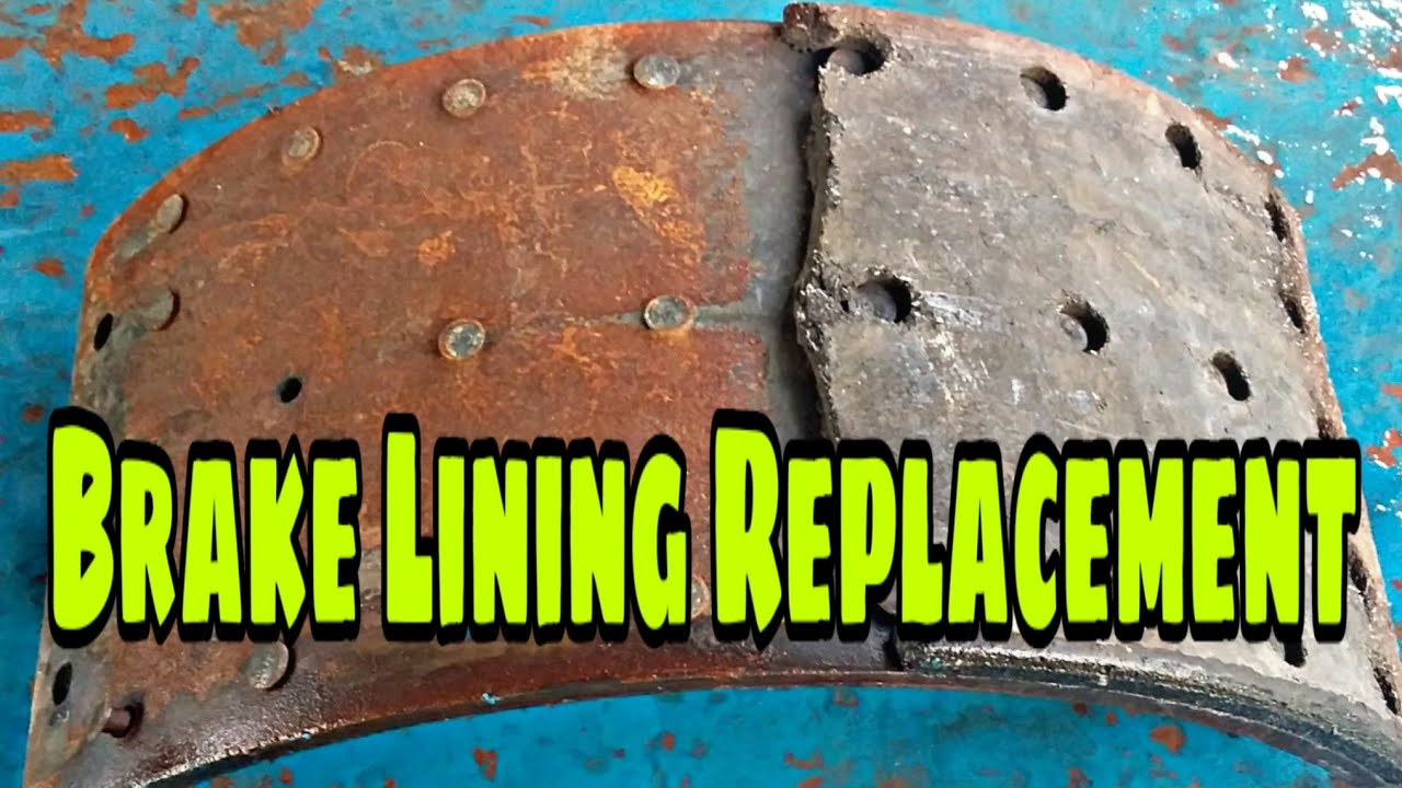 Brake Lining Replacement - Volvo Truck || Biggy Feri