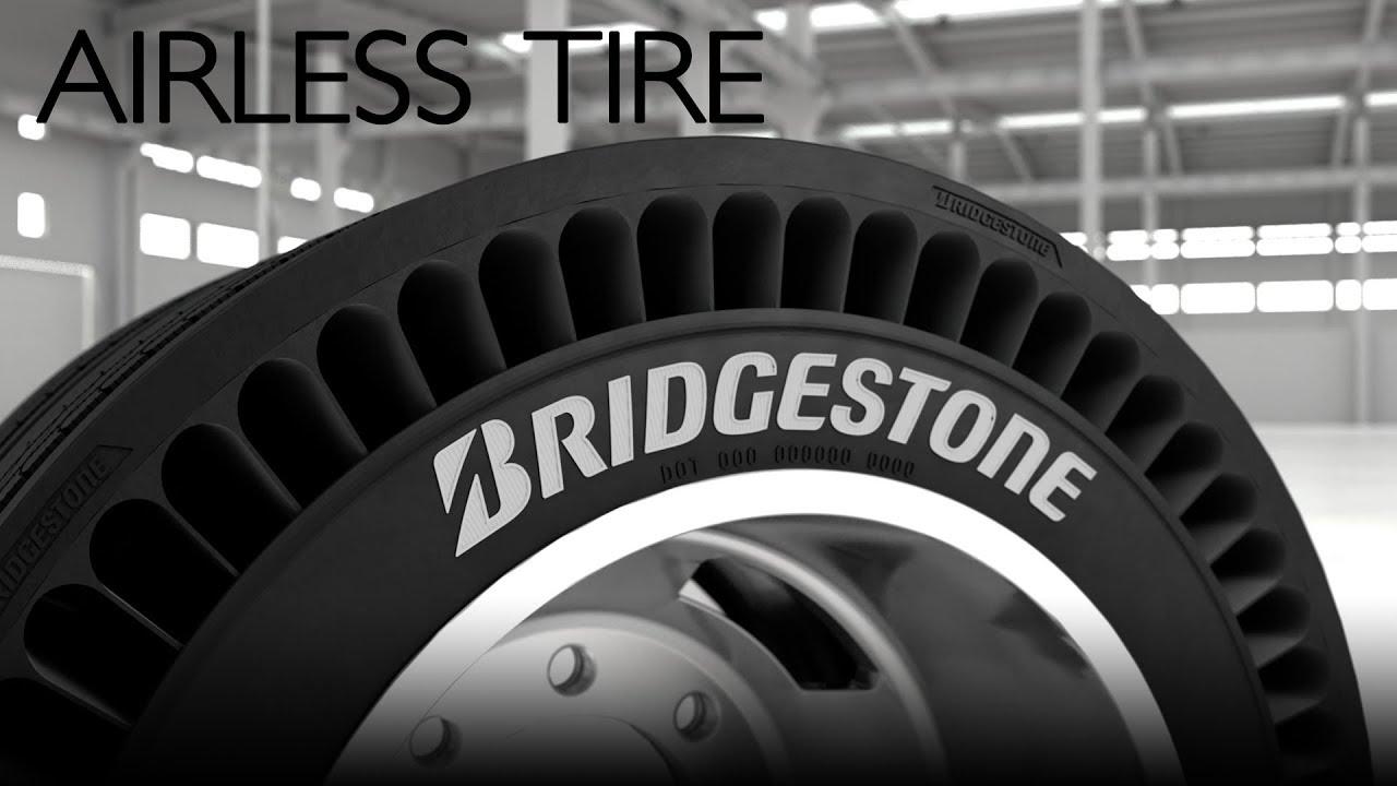 Bridgestone's Airless Tire