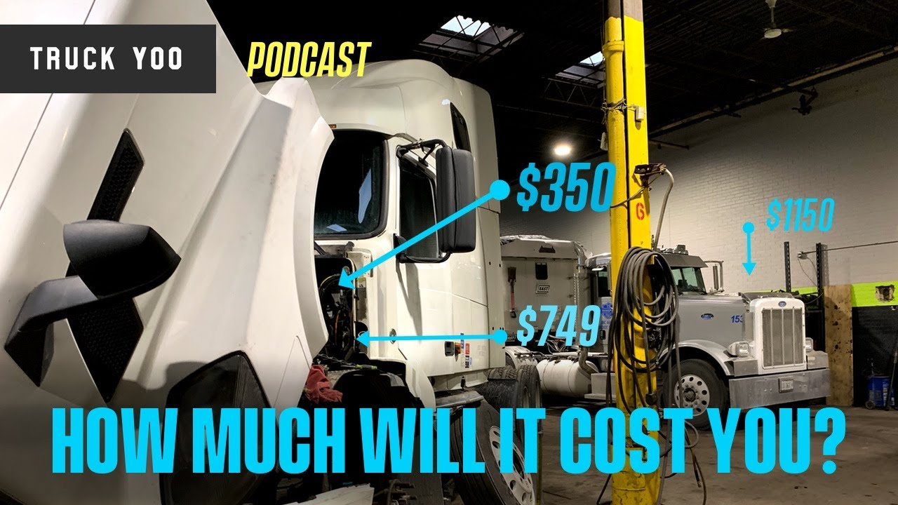 How Much Will My Semi Truck Repair Cost? Breaking Down the Costs.