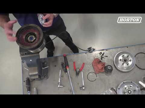How to rebuild a Horton DM Advantage fan clutch using a repair kit