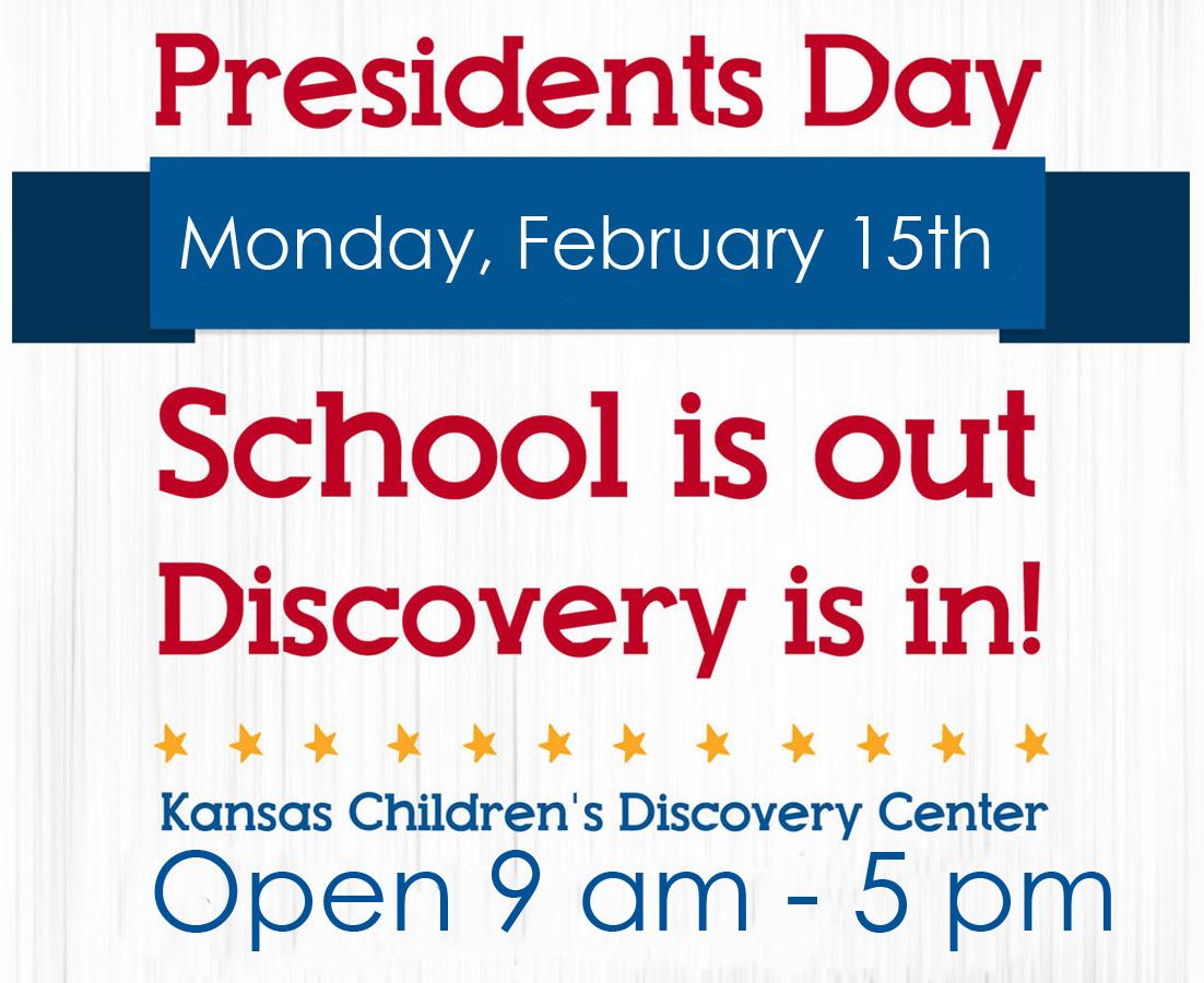Presidents Day Square Kansas Children S Discovery Center