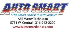 Auto Smart Kansas contains cash boxes for donating to the Kansas Honor Flight