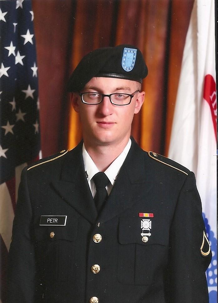 In Loving Memory of Kansas Veteran Brian