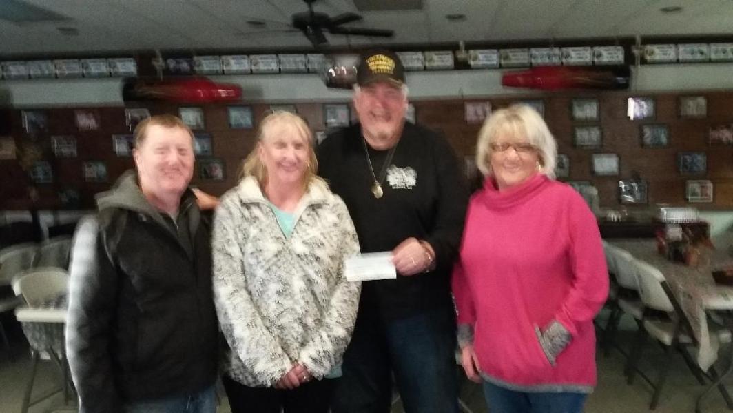 Clay & Sheryl Appl Donation