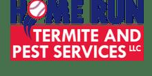 Home Run Termite Logo