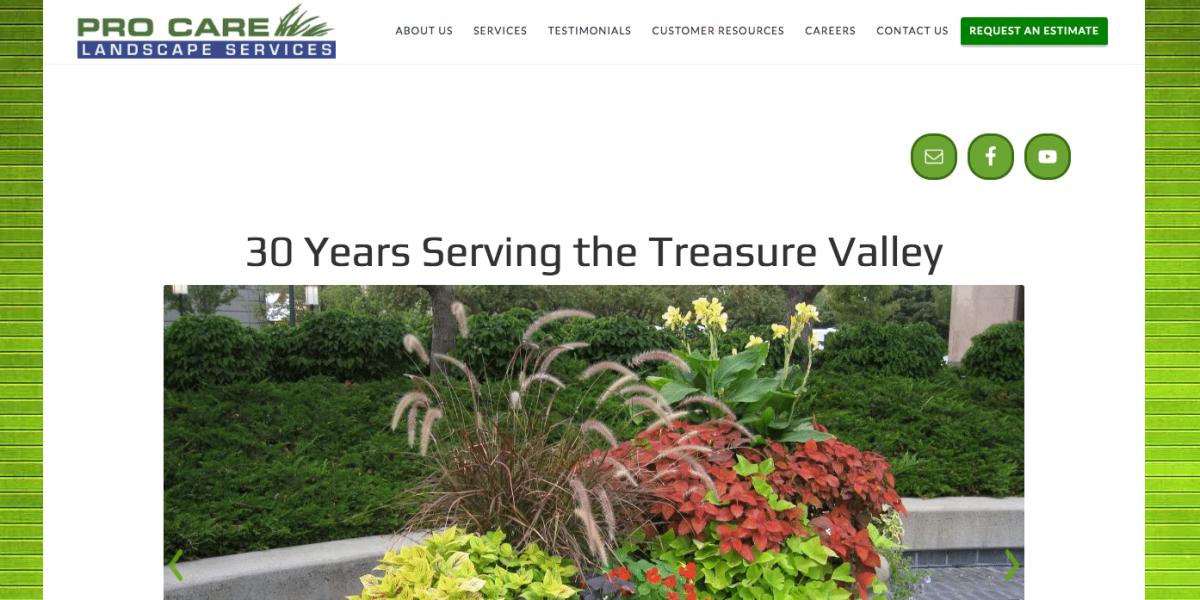 Pro Care Landscape Services