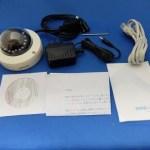リーズナブルな天上設置ネットワークカメラ「ネットワークカメラ S651W/Sumpple」レビュー