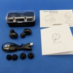 トゥルーワイヤレスで取り回しが抜群に良い「左右分離型 bluetooth ヘッドセット/Eonfine」レビュー