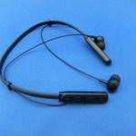手軽に使用出来るネックバンド式のヘッドセット「Bluetoothヘッドセット X13/iGOKU」レビュー