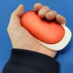モバイルバッテリーにもなる充電式回路「充電式カイロ 80000200002/Vshow」レビュー