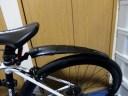 「自転車泥よけ 86919-0099/ベロライン」レビュー ~必要ないときは短くして外観を損ねない~