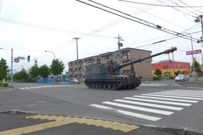 「戦車 北海道」の画像検索結果
