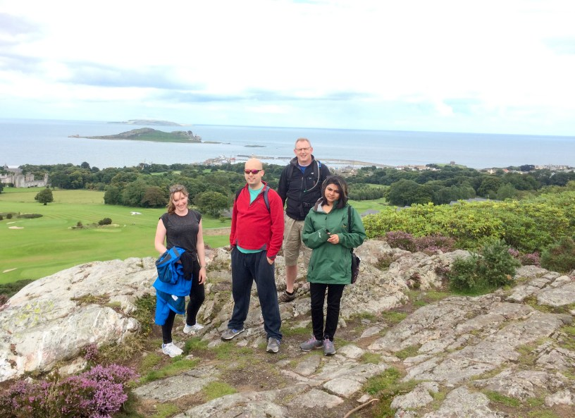 KantanMT Team in Howth
