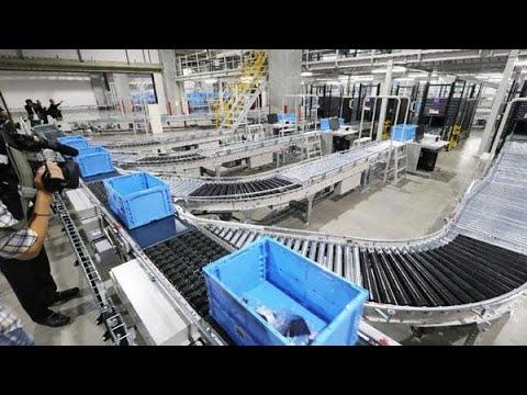 ファストリ 倉庫自動化を全世界で