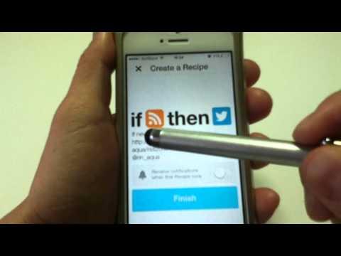 【IFTTT(イフト)の使い方】Amebaブログ(アメブロ)とTwitterを連携して自動投稿