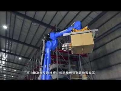 川岳機械-自動化倉儲系統