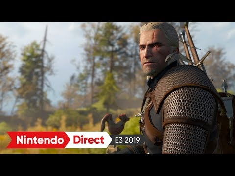 ウィッチャー3 ワイルドハント コンプリートエディション [E3 2019 出展映像]